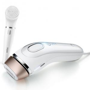 Фотоэпилятор Braun Silk-expert IPL BD 5008 + Щетка для чистки лица Braun Face